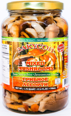 Picture of  Mushrooms 1700 Mix
