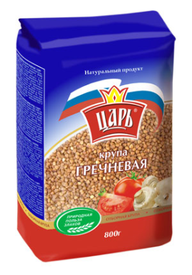 Picture of  Tsar Buckwheat 800g