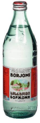 Picture of  Mineral water Borjomi (Twist)