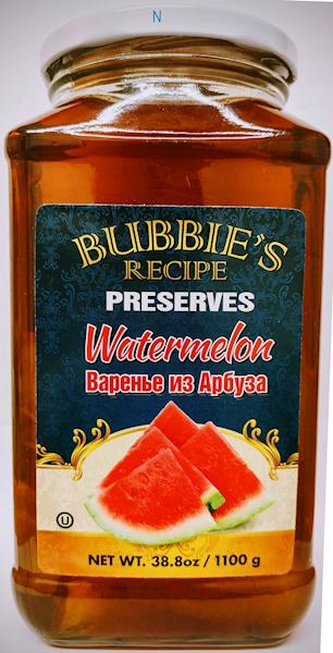 Picture of  Jam Georgia Watermelon