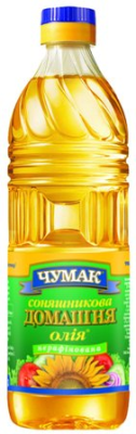 Picture of  Sunflower Oil Chumak