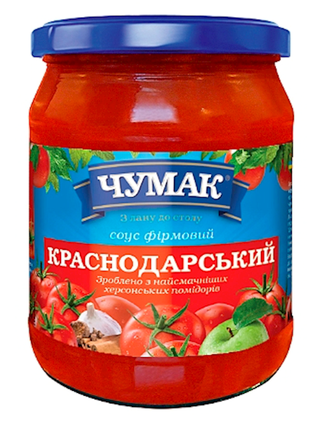 Picture of  Sauce Chumak Krasnoday 500g