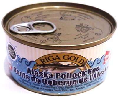 Picture of  Caviar Alaska Pollock 185 g