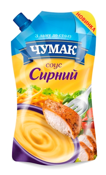 Picture of  Sauce Chumak Cheesy 200g