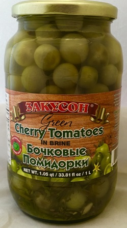 Picture of  Tomatoes Green Cherry 1L