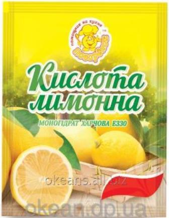 Picture of  UK Lemon Acid