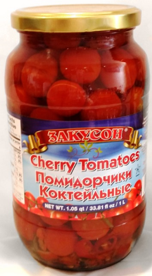 Picture of  Tomatoes Cherry 1L
