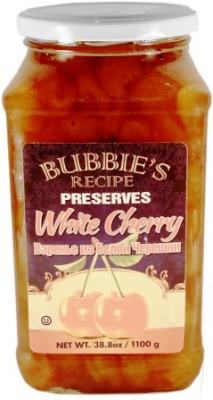 Picture of  Jam Georgia White Cherry