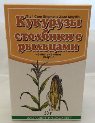 Picture of  Trava Kukuruznue Stolbiki\Rulza
