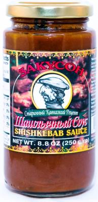 Picture of  Sauce 250g Shishkebab