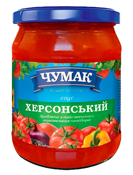 Picture of  Sauce Chumak Kherson 500g